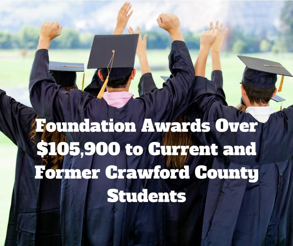 2018 Scholarship Recipients fb post