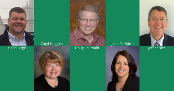 2019 New Board Members of TCF4CC