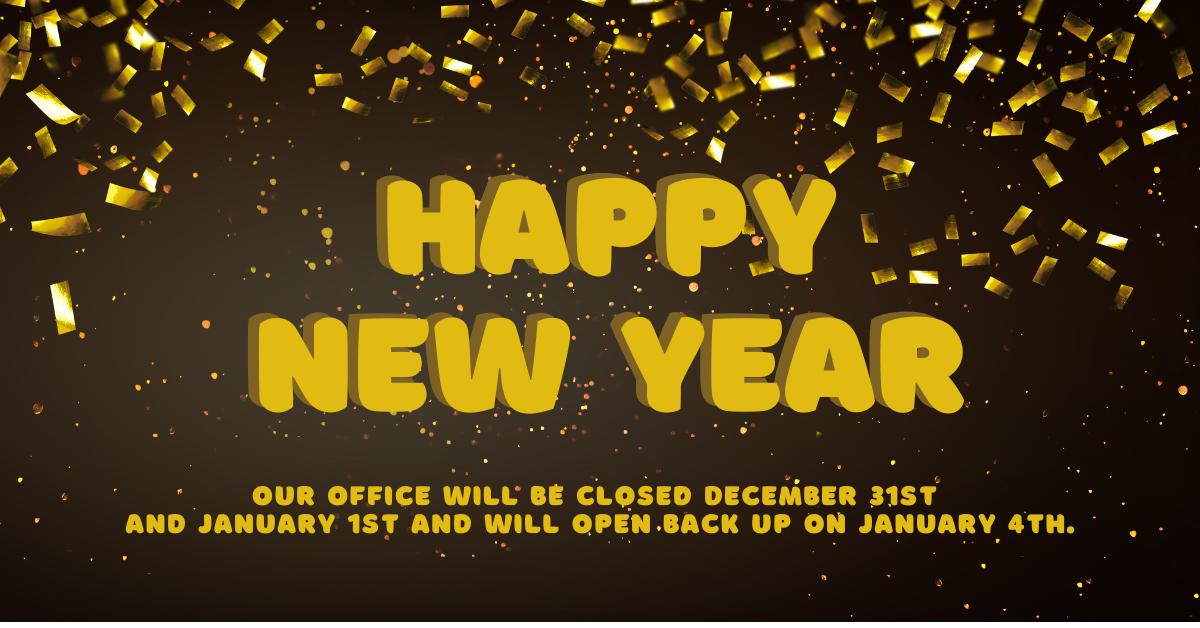 2020 Happy New Year Facebook Ad