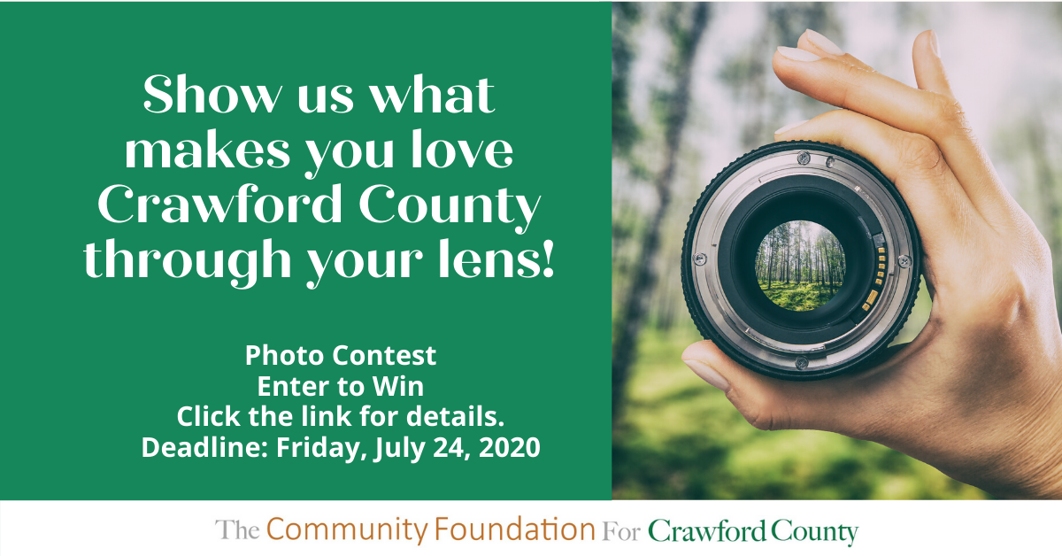 2020 Photo Contest ends July 24th 2020
