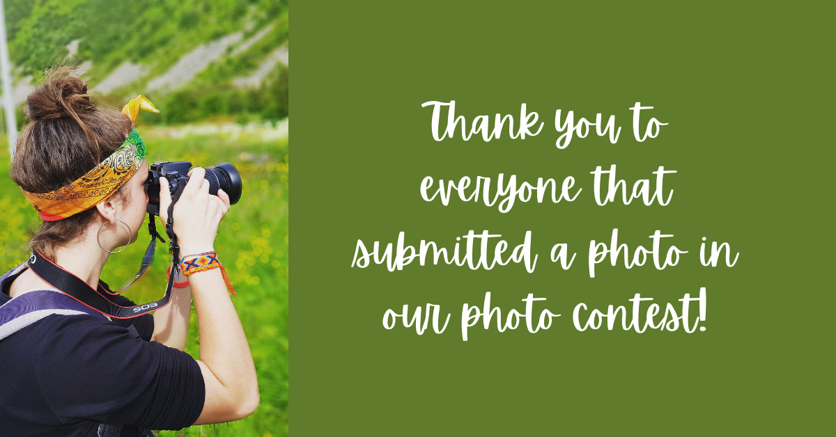 2020 Thank you for photo submissions!