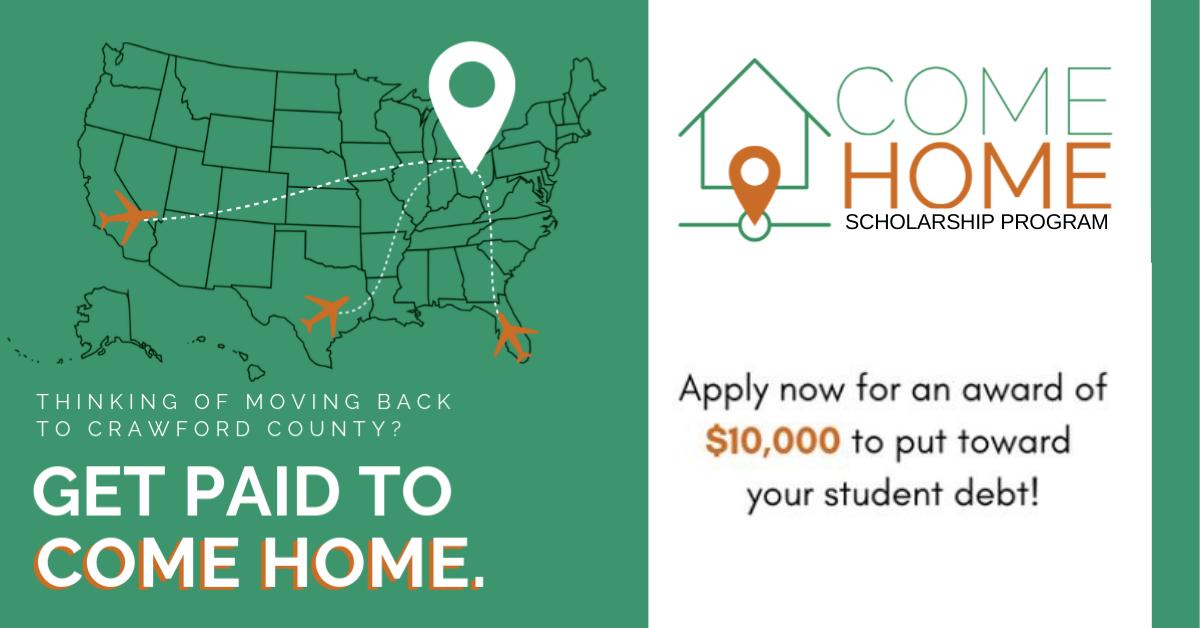 Come Home Scholarship Program