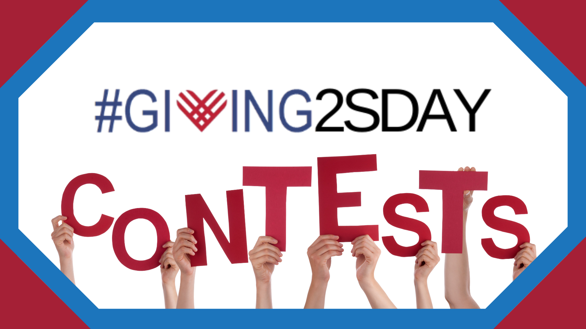 2020 #Giving2sday Contests Facebook Ad