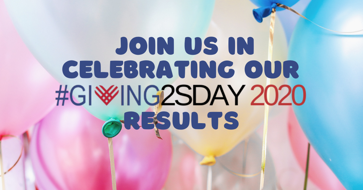 2020 #Giving2sday Results Facebook Ad