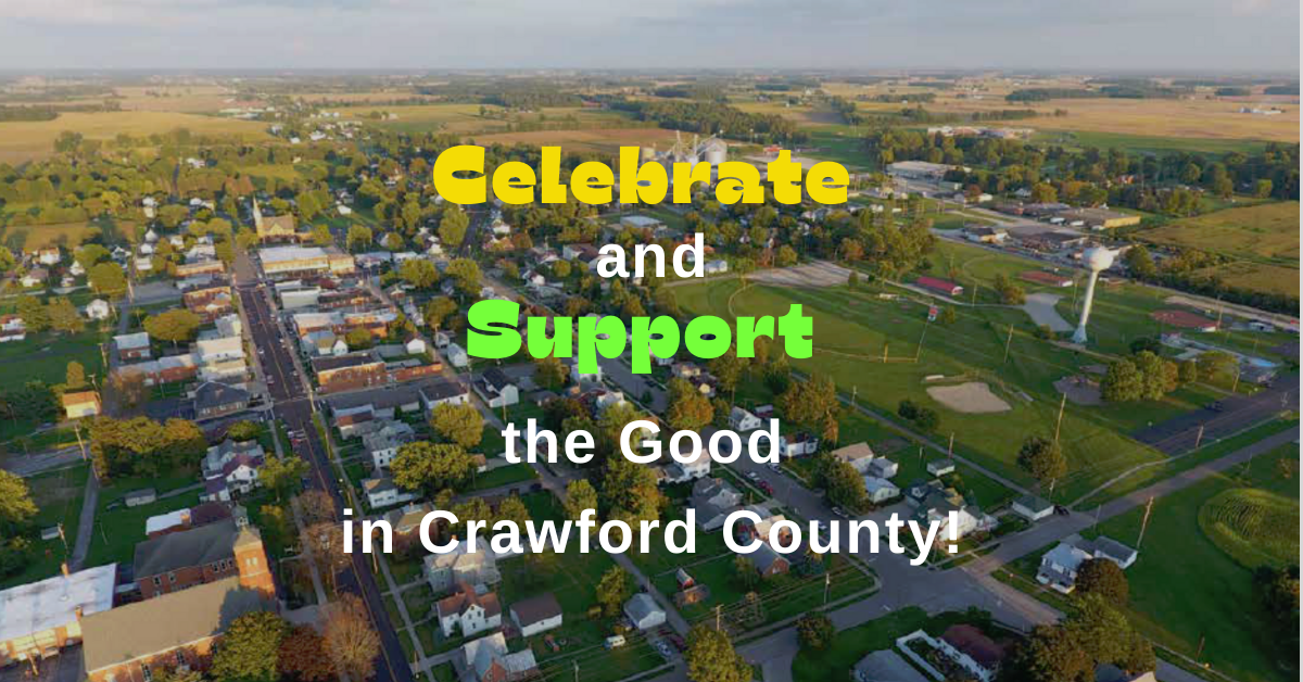 2020 #Giving2sday Support the Good in Crawford County Facebook Ad