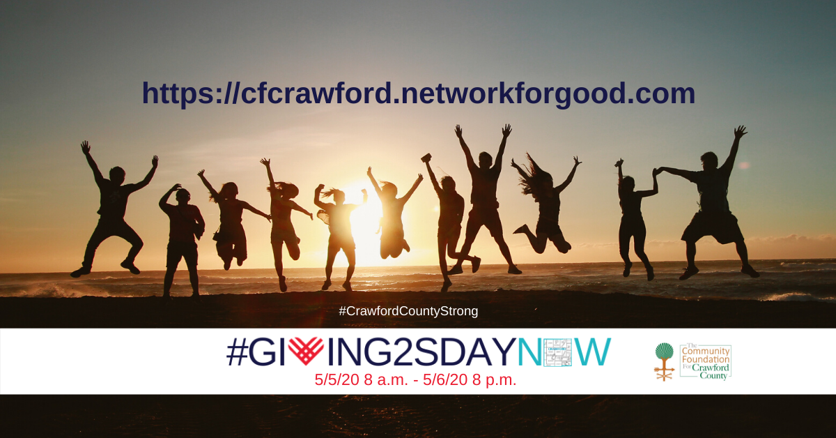 #Giving2sdayNow has begun