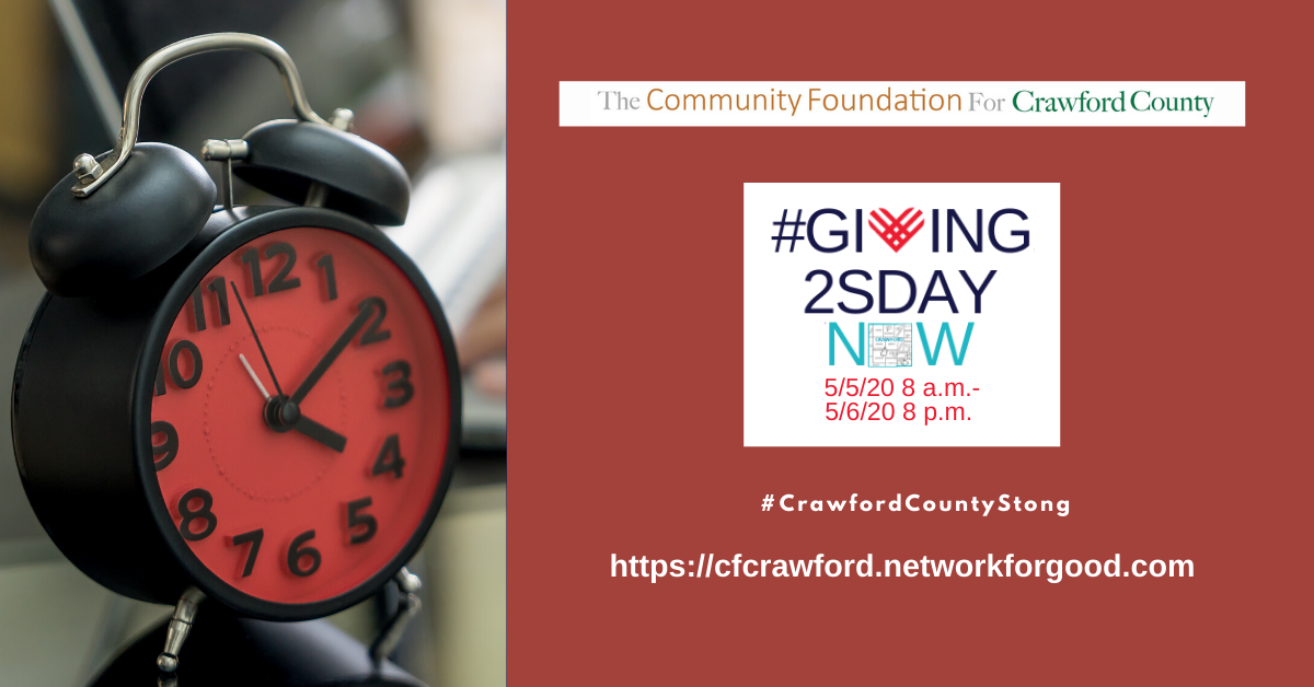 #Giving2sdayNow is coming to an end
