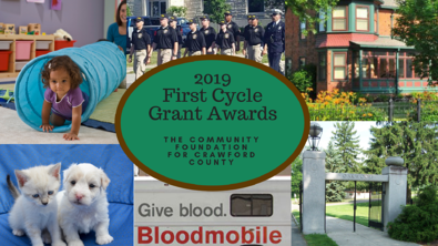 2019 First Cycle Grant Awards