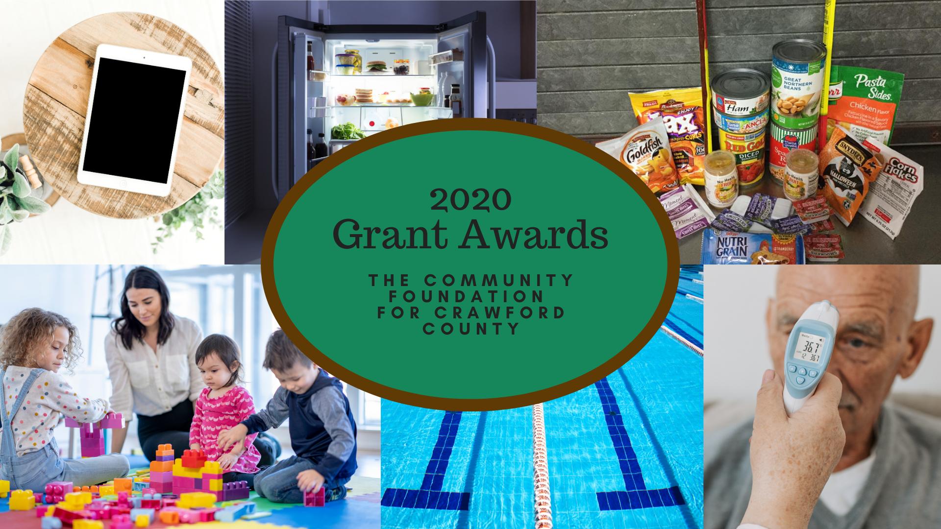 2020 Grant Awards Facebook Ad