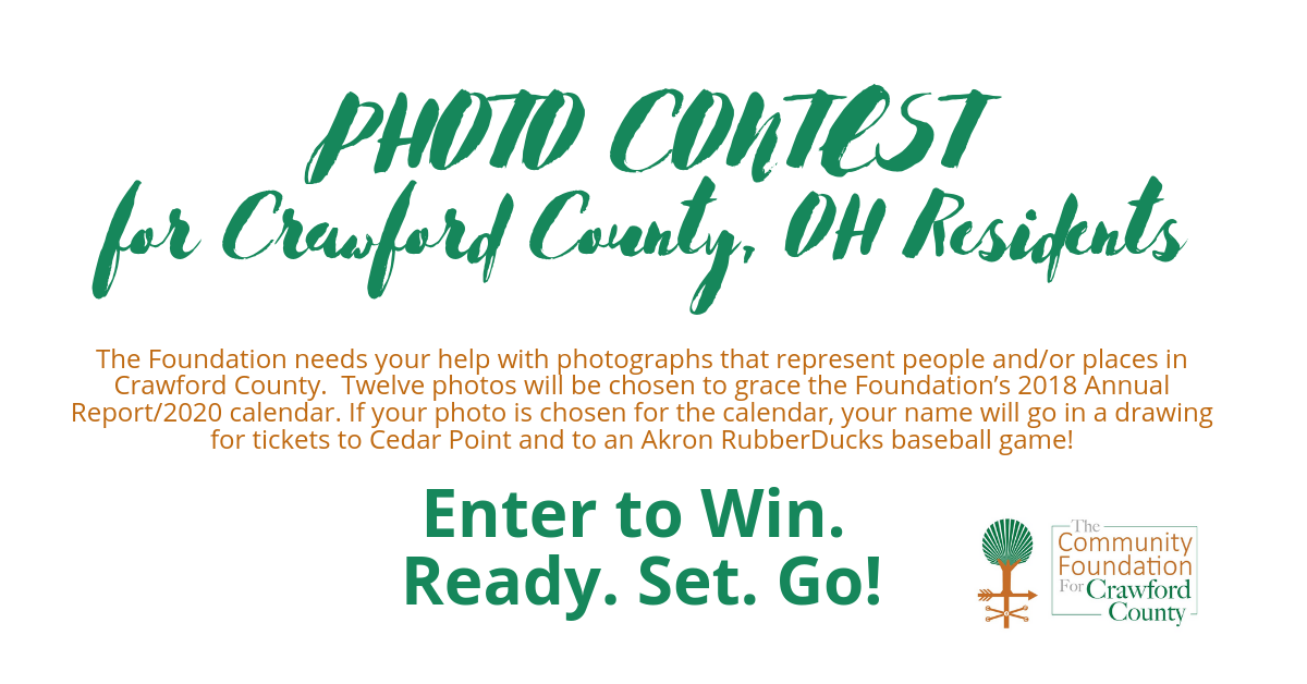 Photo Contest for Craw. Co. Ohio Residents