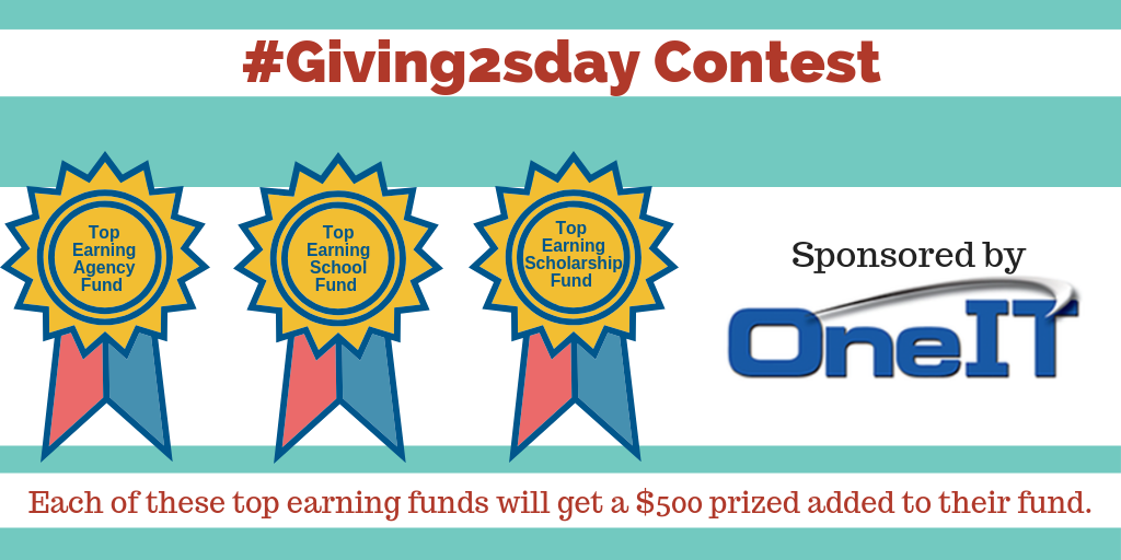 2018 Giving2sday Contest